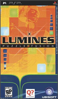 Game Box for Lumines (PSP)