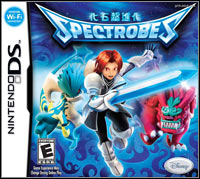 Game Box for Spectrobes (NDS)