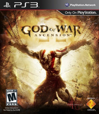 God of War: Ascension cover