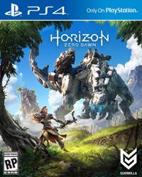 Game Box for Horizon: Zero Dawn (PS4)