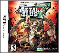 Game Box for Metal Slug 7 (NDS)