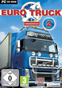 Game Box for Euro Truck Simulator 2 (PC)