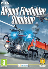 Game Box for Airport Firefighter Simulator (PC)