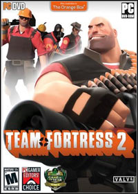 Game Box for Team Fortress 2 (PC)