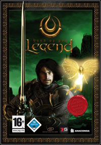 Legend: Hand of God (PC cover