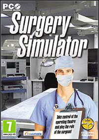 Game Box for Surgery Simulator (PC)
