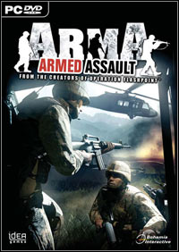 ArmA: Combat Operations (PC cover