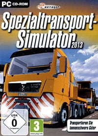 spezialtransport-simulator 2013 demo