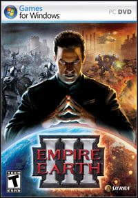 Game Box for Empire Earth III (PC)