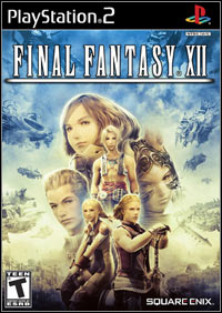 Game Box for Final Fantasy XII (PS2)