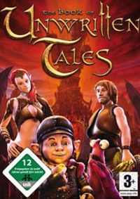The Book of Unwritten Tales (PC cover