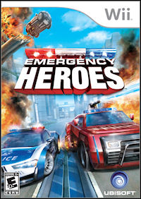Emergency Heroes (Wii cover