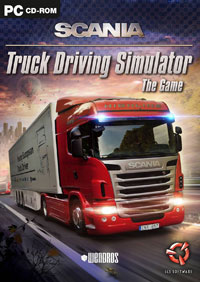 Game Box for Scania Truck Driving Simulator (PC)