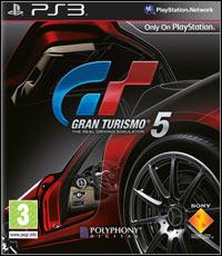 Gran Turismo 5 (PS3 cover