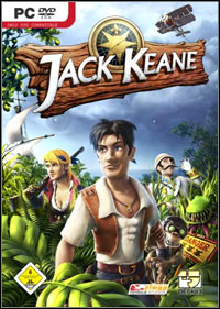Game Box for Jack Keane (PC)
