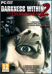 Game Box for Darkness Within 2: The Dark Lineage (PC)