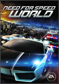 Game Box for Need for Speed World (PC)