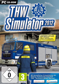 Game Box for THW Simulator 2012 (PC)