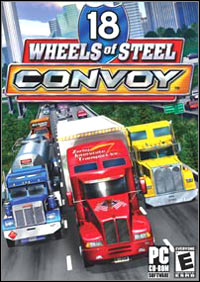 Game Box for 18 Wheels of Steel: Convoy (PC)