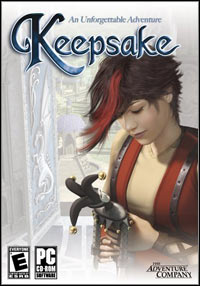 Game Box for Keepsake (PC)
