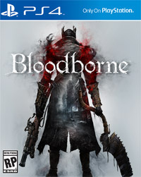 Game Box for Bloodborne (PS4)