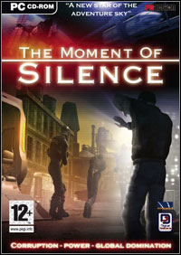 Game Box for The Moment of Silence (PC)