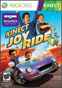Game Box for Kinect Joy Ride (X360)