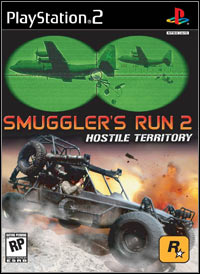 Game Box for Smuggler's Run 2: Hostile Territory (PS2)