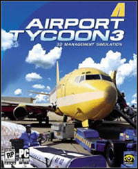 Game Box for Airport Tycoon 3 (PC)