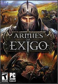 Game Box for Armies of Exigo (PC)