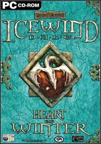 Game Box for Icewind Dale: Heart of Winter (PC)