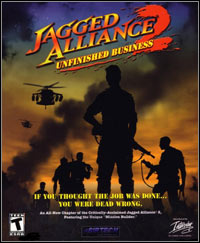 Game Box for Jagged Alliance 2.5: Unfinished Business (PC)