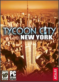 Game Box for Tycoon City: New York (PC)