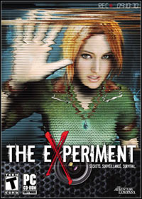 The Experiment (PC cover