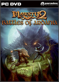 Majesty 2: Battles of Ardania (PC cover