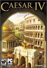 Game Box for Caesar IV (PC)