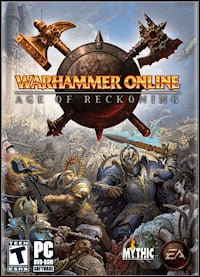 Game Box for Warhammer Online: Age of Reckoning (PC)