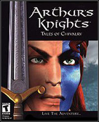 Game Box for Arthur's Knights: Origins of Excalibur (PC)