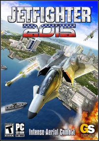Game Box for Jetfighter 2015 (PC)