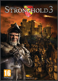 Game Box for Stronghold 3 (PC)
