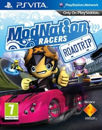 Game Box for ModNation Racers: Road Trip (PSV)