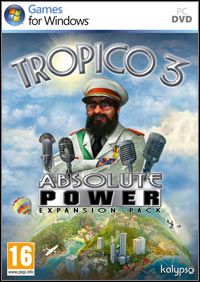 Game Box for Tropico 3: Absolute Power (PC)
