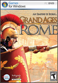 Game Box for Grand Ages: Rome (PC)