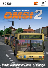 Game Box for OMSI 2: The Omnibussimulator (PC)