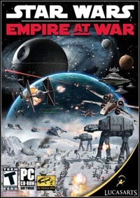 Game Box for Star Wars: Empire At War (PC)