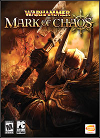 Game Box for Warhammer: Mark of Chaos (PC)