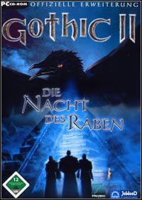 Game Box for Gothic II: Night of the Raven (PC)
