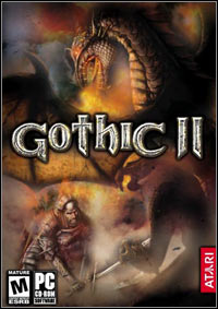Game Box for Gothic II (PC)