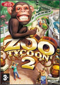 Game Box for Zoo Tycoon 2 (PC)