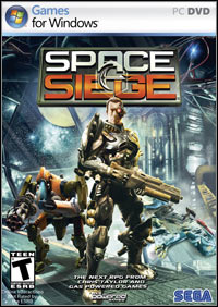 Game Box for Space Siege (PC)